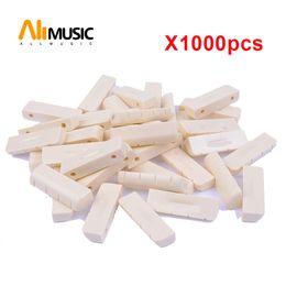 Ivory Plastic R400 43x3.4x4.6-3.8MM Electric Guitar Nut Electric Guitar Parts Electric Guitar DIY Parts Wholesale Free shipping MU1244