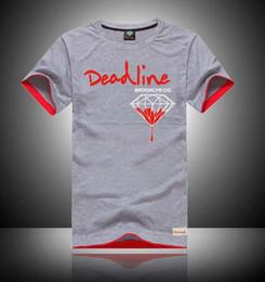 76g66 free shipping Hot Sale mEn diamond o-neck Geometric Casual Print T Shirt Hip Hop Roll Cheap tops