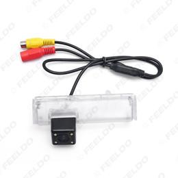 Car Rear View Cameras 4 LED CCD Camera For Mitsubishi Grandis 2008-2012 Parking Camera #4047