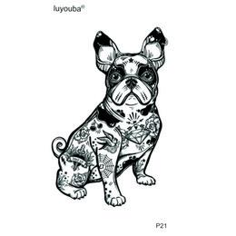 Tatouage Animal Temporaire Distributeurs En Gros En Ligne Tatouage