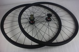 29er 27mm hookless MTB XC carbon wheelset 25mm depth Novatec D771SB D772SB disc hubs Pillar 1420 aero spokes 29in beadless carbone wheels