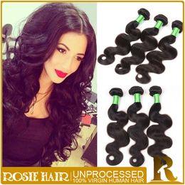Wholesale Unprocessed Peruvian Virgin Hair Extensions Bundles Peruvian Body Wave Hair Bundles Dyeable No Shedding Brazilian Malaysia Indian Hair