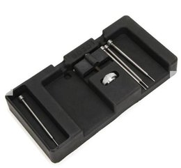Goso 4Pcs Locksmith Lock Picks Car Remote Control Key Repairing Tools Set With Fetch Case tool