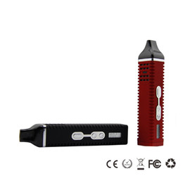 Rebajas vaporizer led display Titan 2 kits de arranque dry herb vaporizador e cigarrillo gpro vaporizador pluma con 2200mAh 510 batería led display Titan II vape pen
