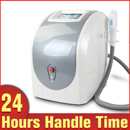 Hot Sale Pigment Freckle Removal Skin Rejuvenation Face Lift Permanent IPL Hair Removal Spa Beauty Equipment