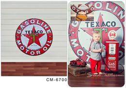 Promotion bébé toiles de fond la photographie de vinyle 5x6.5FT Personnalisé Fonds Nouveau-nés Photographie Backdrops Photo Studio Photographie Toile de vinyle mince Pour la photographie Bébé