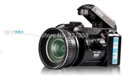 Wholesale PROTAX D3200 SLR camera million pixel high definition camera X optical zoom LED headlamp digital camera