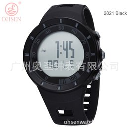 Wholesale Hot Selling news sport watches OHSEN activity man electronic watches for mens