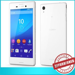 Wholesale 1x SONY XPERIA M4 Aqua UNLOCKED G G LTE Android Octa Core GHz inch IPS Screen RAM GB ROM GB Camera MP MP IP68 Waterproof