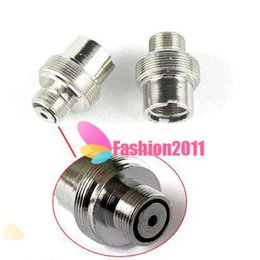 Wholesale 510 to eGo Adapter Connect Convertor to CE4 for E Cigarette Vape Vaporizer VAMO Kanger Evod T3 MT3