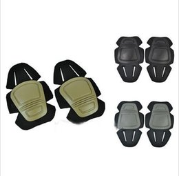 DEVGRU SEAL Crye Precision Tactical V3 Combat Gen3 G3 Protective Knee Pads for Outdoor Sports Airsoft DP style