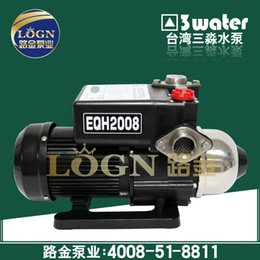 Wholesale Taiwan s three Miao EQH2008 pump hot water household automatic booster pump solar electronic pressure regulator
