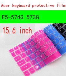 Wholesale Opula inch for acer computer keyboard protective film for acer Aspire E5 G G keyboard protective film