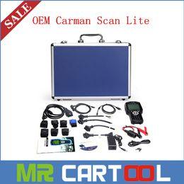 Wholesale 2015 New OEM Carman Scan Lite For Hyundai Kia Especially For Korea Cars carman scanner DHL