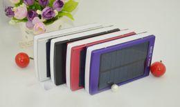 30000mAh Солнечное зарядное устройство батареи панели солнечных батарей и портативный банк питания для сотового телефона MP4 ноутбука камера с фонариком водонепроницаемой shockpr от Производители панель солнечных батарей
