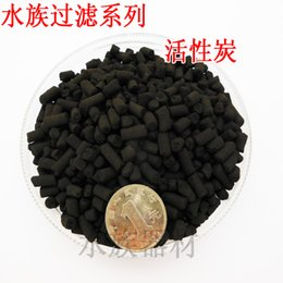 Wholesale Christian aquarium fish tank filter material activated carbon bulk activated carbon filter
