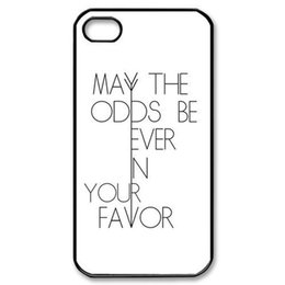 Black Character on White Background Hard Plastic Mobile Phone Case Cover For Iphone 4 4S 5 5S 5C 6 6 Plus