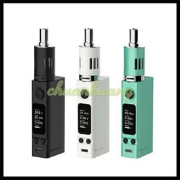Wholesale Evic VTC Mini w full Kit Joytech Evic VT Mini TC Kits ecigarette joy e cigs tech evic vt replacement coils