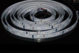 Promotion couleur de rêve magique Color Magic RGB LED bande rêve 30pcs SMD5050 RVB souple et 10 pièces par IC boîtier mètres DC 12V lampe étanche IP67 5m / roll