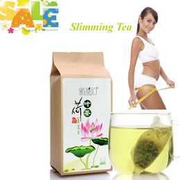 Wholesale Natural Herbal Lotus Leaf Teabag Quickly Burn Fat Selected High Quality Weight Loss Hot Sale Tea Bag Powder Slimming Products