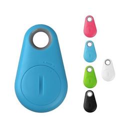 Enfants finder à vendre-NOUVEAU 5pcs PackageSmart Tag Retail Wireless Bluetooth Tracker Tag Sac enfant Portefeuille clé anti- alarme perdue Finder GPS Locator itag alarme anti-perte