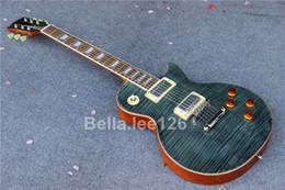 wholesale 1959 standard guitars,one piece mahogany neck and body, OEM logo for free electric guitar