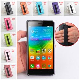 Wholesale Dirt resistant Cell Phone Cases for Lenvon note Anti knock Mobile Phone Cover Clamshell Design for sale