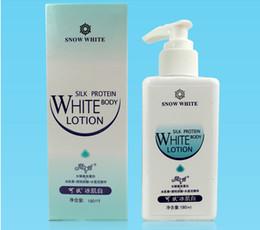 Wholesale Snow White Original Whitening Body Cream ml whitening Face Body Lotion Makeup Retail