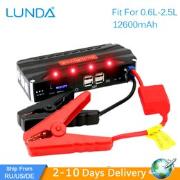 Car Jump Starter Auto Engine EPS Emergency Start Battery Source Portable Charger Mobile Phone Power Bank Free shipping