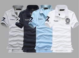Wholesale Short sleeve polo shirts Big yards fashion casual pure color High quality polo shirt Sell like hot cakes men s clothing
