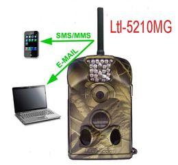 La caza cámara de exploración gsm en venta-Cámara infrarroja de la caza de la cámara de la caza del G / M de 12MP 940NM que mira la cámara de exploración Ltl bellota 5210MM