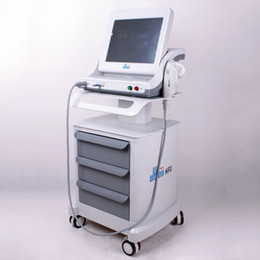 FDA standard 5 cartridges HIFU face machine High Intensity Focused Ultrasound face lifting wrinkle removal beauty system