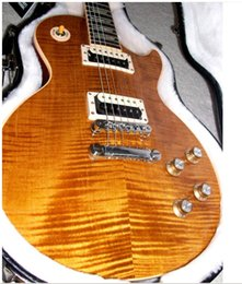 Wholesale perfect hot sell new CUSTOM SLASH quot APPETITE FOR DESTRUCTION with mahogany body one piece neck Electric guitar