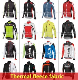2015 Winter Men Thermal cycling clothing cycle race sportswear fleece Cycling jersey cycling jacket Long clothing ropa ciclismo Bike maillot