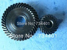 Wholesale 1 module transmission ratio or spiral umbrella gear gear ratio is pierced teeth and teeth
