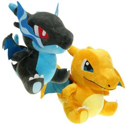 "New 2 Style 6.5"" 16cm XY Charizard Pikachu Plush Toys Stuffed Doll Children kids Christmas Gifts"