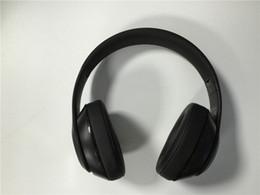 Wholesale 2015 Headphone Wireless Bluetooth Headset Earphone Wireless Bluetooth Earbuds With retail box For iPhone Phone