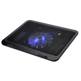 2017 computadoras portátiles para la venta Hot Sales 12 '' - 14 '' laptop Cooling Pads un ventilador grande de la luz del LED de los 14cm para los accesorios de computadora VAZION N19 computadoras portátiles para la venta Rebaja