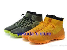 Wholesale Shop for the Elastico Superfly TF Laser Orange Volt Black Turf Soccer Shoes at yakuda s store Online Discount Soccer Shoe