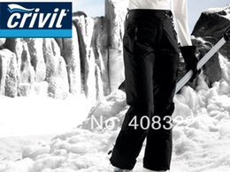 Wholesale Crivit Free Shipping - Wholesale-FREE SHIPPING,NEW ARRIVE!!2015 CRIVIT Branded Snowboarding Pants for woman Waterproof Breathable and different color,ski pant