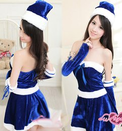 Wholesale 2015 Women clothes Christmas Sexy Cosplay Lovely Costumes Role play Role play animated cartoon Costumes Cosplay High quality Apparel