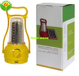 Wholesale Top High Brightness Solar Lantern Solar Camping lighting Solar LED lighting Solar Portable Lights