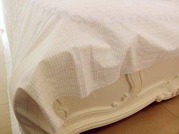 Wholesale Earthing Sheet x cm Silver Antimicrobial Fabric Conductive fabric earthing EARTHING Fitted Sheet