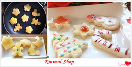 Wholesale Kinimal Shop pieces DIY cookie mould cartoon cookie baking tools abrasives cutting the fruit mold