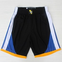Wholesale Golden State Stephen Curry Basketball Short Pants Retro Throwback Men s Sport Shorts Panties