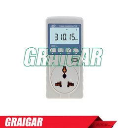 Precision Power Monitor GM87 Accuracy: 1.0 Power supply:220V 50Hz Max 1A(within 220W)