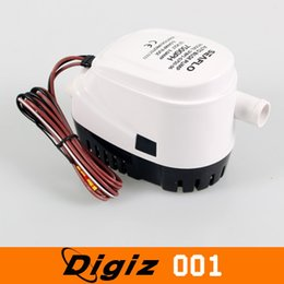 Wholesale 12V Seaflo Submersible Automatic Bilge Pump GPH Marine Equipment Pump With Retail Box and Manual CARS0229