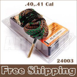Wholesale Armiyo New Hoppe s Boresnake Fastest Bore Snake Cleaning Cal Sling Cleaner Hunt Accessories