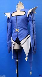 Wholesale Twin Angel Aoi Kannazuki Cosplay Costume Custom Made Lotahk