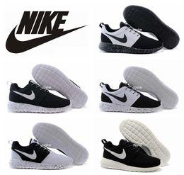 2016 New Style Nike Roshe Run Running Shoes For Men \u0026amp; Women, Lightweight Comfortable Roshe Runs Cheap Best Tennis Jogging Sneakers Eur 36-45 Nike Light Up ...